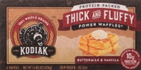 Kodiak Cakes Buttermilk & Vanilla Thick and Fluffy Power Waffles