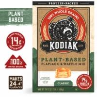 Kodiak Cakes Plant Based Pancake Mix - 18 oz