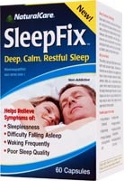 NaturalCare SleepFix Capsules