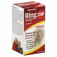 NaturalCare Ring Stop Homeopathic Capsules