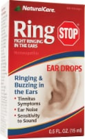 Natural Care  RingStop® Eardrops