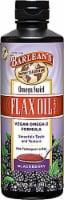 Barlean's  Omega Swirl Flax Oil Vegan Omega-3 Formula   Blackberry