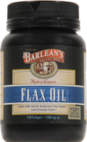 Barlean's Lignan Flax Oil Softgels 1000mg