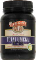 Barlean's Total Omega 3-6-9 Fish Oil Caplets