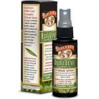 Barlean's  Olive Leaf Complex Throat Spray   Soothing Peppermint