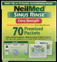 NeilMed Extra Strength Sinus Rinse