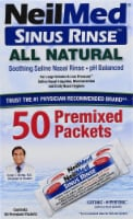 NeilMed Sinus Rinse All Natural Premixed Packets