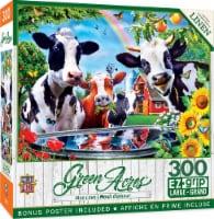 MasterPieces Green Acres - Moo Love 300pc EzGrip Puzzle - 1 ct