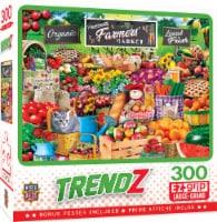 MasterPieces Trendz Farmer's Market EZ Grip Large Jigsaw Puzzle