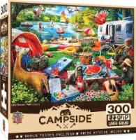 MasterPieces Campside Little Rascals Puzzle
