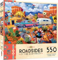 MasterPieces Roadsides of the Southwest Off the Beaten Path Puzzle