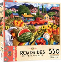 MasterPieces Roadsides of the Southwest Summer Fresh Puzzle