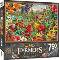MasterPieces Farmer's Market A Plentiful Season Puzzle
