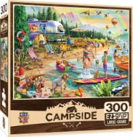MasterPieces Campside Day at the Lake Puzzle