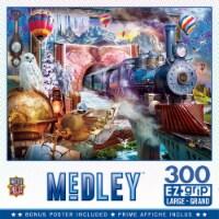 MasterPieces Medley Magical Journey EZ Grip Large Jigsaw Puzzle