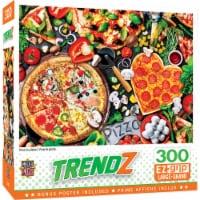 MasterPieces Trendz - Viva la Pizza 300 Piece EZ Grip Jigsaw Puzzle - 1 unit