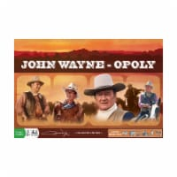 MasterPieces Collectors Edition Set John Wayne Opoly