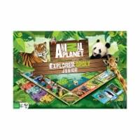 Masterpieces Animal Planet Explorer Opoly Junior
