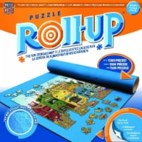 MasterPieces Jigsaw Puzzle Roll & 8 Inch Stow Box | Fits 1500 Pieces