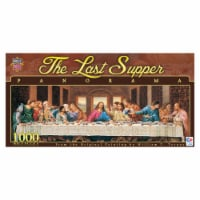 MasterPieces Puzzles Panorama Puzzle The Last Supper