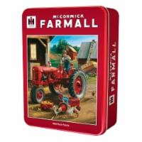 MasterPieces Farmall Farmall Friends 1000 Piece Tin Box Jigsaw Puzzle by Charles Freitag - 1 unit
