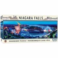 Niagara Falls 1000 Piece Panoramic Jigsaw Puzzle - 1 Each