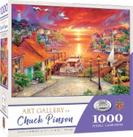 MasterPieces Art Gallery of Chuck Pinson New Horizons Puzzle