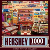 MasterPieces Hershey - Hershey's Candy Shop 1000pc Puzzle - 1 unit