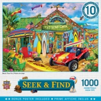 Beach Time Fun Jigsaw Puzzle - 1000 pc