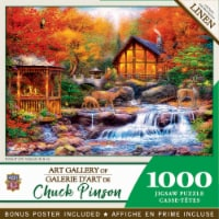 MasterPieces Chuck Pinson Colors of Life Jigsaw Puzzle