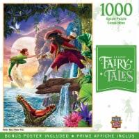 MasterPieces Fairytales - Peter Pan 1000 Piece Puzzle - 1 unit