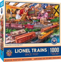 MasterPieces Lionel - Shopping Spree 1000 Piece Jigsaw Puzzle - 1 unit
