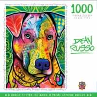 MasterPieces Dean Russo Puzzles Collection - Always Watching 1000 Piece Jigsaw Puzzle - 1 unit