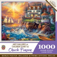 MasterPieces Chuck Pinson Art Gallery - Above the Fray 1000 Piece Jigsaw Puzzle
