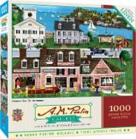 MasterPieces AM Poulin Puzzles Collection - Hammock Bay 1000 Piece Jigsaw Puzzle - 1 unit