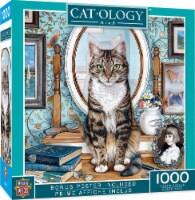 MasterPieces Catology Puzzles Collection - Savannah 1000 Piece Jigsaw Puzzle - 1 unit