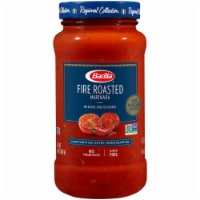 Barilla Regional Collection Fire Roasted Marinara Pasta Sauce