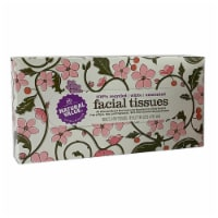 Natural Value White Unscented Facial Tissue