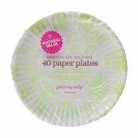 Natural Value Paper Plates