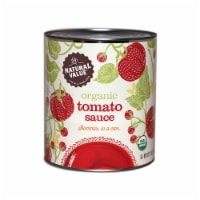 106-oz. Natural Value Food Service Size Organic Tomato Sauce / 6-ct. case - 6 ct.