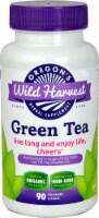 Oregon's Wild Harvest Organic Green Tea Herbal Supplement Vegetarian Capsules