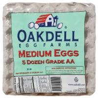 Oakdell Egg Farms Grade AA Medium Eggs