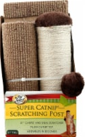 Pet Select Super Catnip Scratching Post