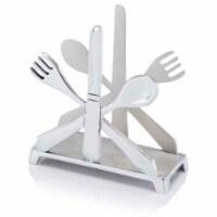 Cubiertos Cutlery Napkin Holder