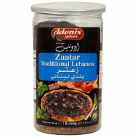 Adonis - Zaatar Traditional Lebanese Thyme Seasoning (1 Lb) 454g by Adonis Spices - 454 G
