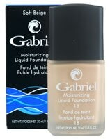 Gabriel Moisturizing Soft Beige Liquid Foundation