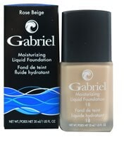 Gabriel Moisturizing Rose Beige Liquid Foundation