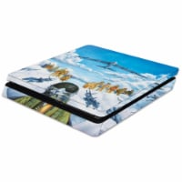 MightySkins SOPS4SL-Fly High Skin for Sony PS4 Slim Console - Fly High