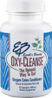 Earth's Bounty Oxy-Cleanse Colon Conditioner Dietary Supplement Capsules 600mg