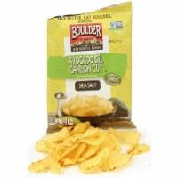 Boulder Canyon Avocado Oil Sea Salt Kettle Cooked Potato Chips, 1.65 Ounce -- 8 per case. - 8-1.65 OUNCE